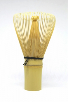 "Bamboo Tea Whisk ""Chasen"" 80 Prongs"